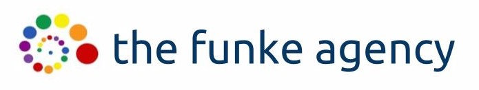 The Funke Agency Sticky Logo